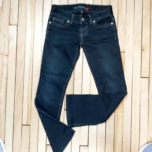 📣2/36$📣 Guess Daredevil dark wash jeans